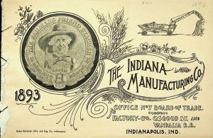 The Indiana Mfg. Co. Catalog
