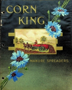 Corn King Manure Spreader Catalog