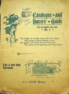 Farmer's Supplies Catalog No. 3
