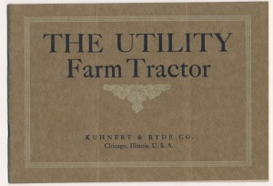 The Utility Farm Tractor Catalog