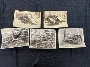 Advance Rumely Factory Photographs