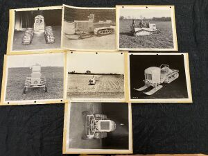 Allis Chalmers Factory Photographs