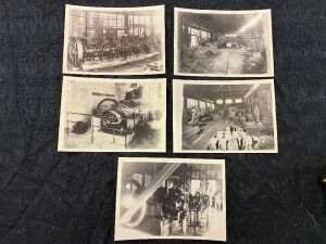 St. Mary's Engine Factory Photographs