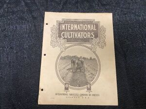 International Cultivators Catalog