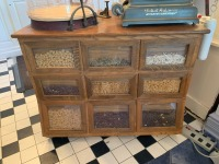 Country Store Seed Cabinet - 2