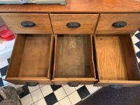Country Store Seed Cabinet - 6