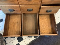 Country Store Seed Cabinet - 7