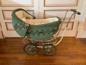 Antique 1920's Baby Pram