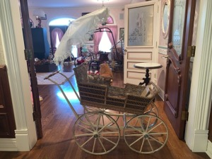 Antique Edwardian Stroller