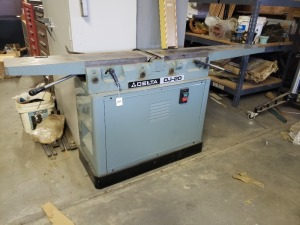 Delta DJ-20 230 Volt Single Phase Planer