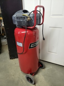 Tool Shop 20 Gallon 2.5 HP Air Compressor