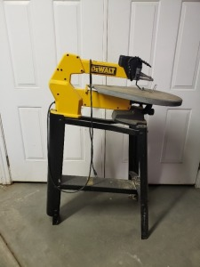 "DeWalt DW7880 20'"" Scroll Saw"