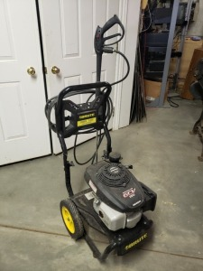 Brute 2600 PSI Gas Powered Pressure Washer