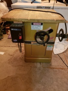 Powermatic Model 66 Tilting Arbor Table Saw