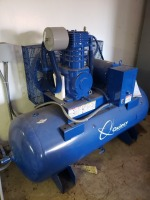 Quincy 2 Stage Compressor 10 HP - 7