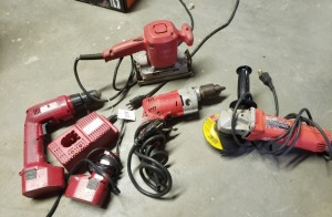 Milwaukee Power Tools Lot - Drill - Updated info