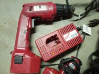 Milwaukee Power Tools Lot - Drill - Updated info - 2