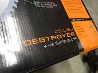 Craftsman Professional Router And Destroyer Dual Saw - 4