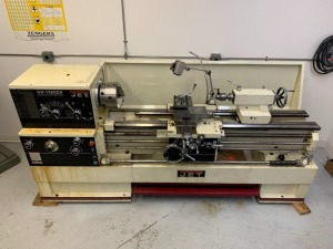 Jet GH-1860ZX Geared Head Precision Lathe 230V 3 Phase