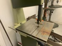 Minimax S45 Vertical Band Saw - 3