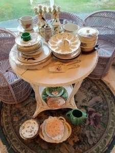 Vintage/Antique Pottery Mixed - Large