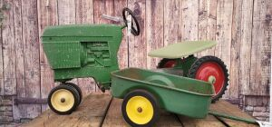 Customized Ertl John Deere Model 30/40/50