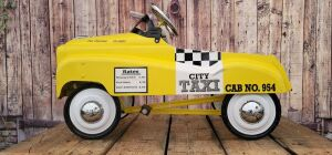 InSTEP City Taxi pedal car