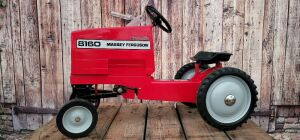 Scale Models Massey Ferguson 8160 Dynashift