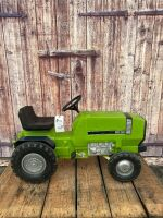(2)-Unknown Maker/Rolly Toys plastic Deutz MFWD pedal tractors - 2