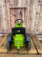 (2)-Unknown Maker/Rolly Toys plastic Deutz MFWD pedal tractors - 3
