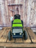 (2)-Unknown Maker/Rolly Toys plastic Deutz MFWD pedal tractors - 5