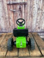 (2)-Unknown Maker/Rolly Toys plastic Deutz MFWD pedal tractors - 8