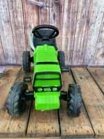 (2)-Unknown Maker/Rolly Toys plastic Deutz MFWD pedal tractors - 10