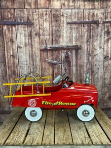 InStep (?) Fire and Rescue pedal car