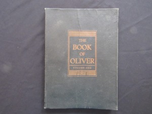 The Book of Oliver, Vol 1