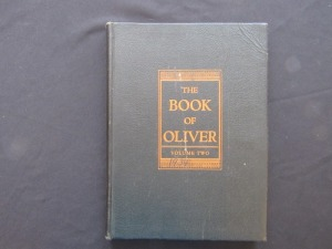 The Book of Oliver, Vol 2