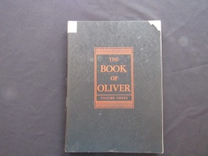 The Book of Oliver, Vol 3
