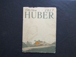 "1917 ""The New Huber"""