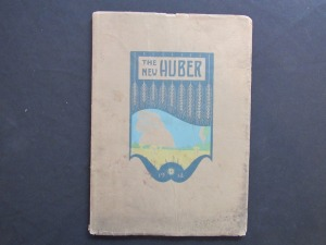 "1914 ""The New Huber"""