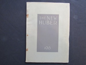 "1913 ""The New Huber"""