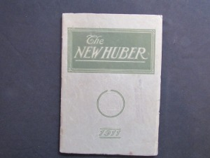 "1911 ""The New Huber"""