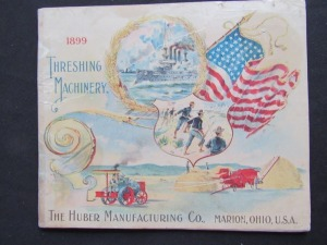 Threshing Machinery 1899