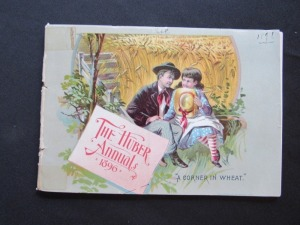 The Huber Annuals 1896