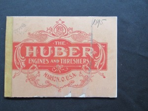 "1895 ""The Huber Engines and Threshers"""