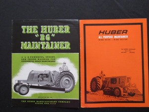 Huber Maintainer Catalogs (2)