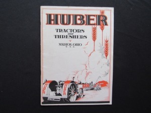 Huber Tractors and Threshers
