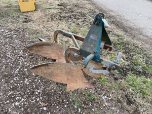 Dearborn mounted plow