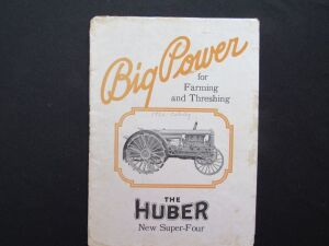 "1926 ""Big Power"" Catalog"