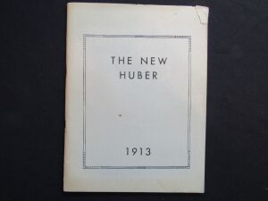 "1913 ""The New Huber"" reprint"