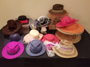Assorted Hats Men's and Women's